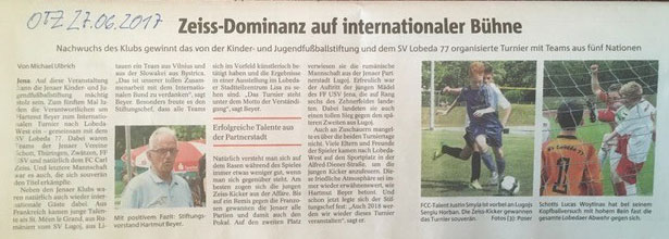 5. Internationales Fussballturnier